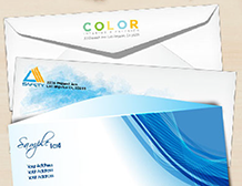 Exceptional quality, stationery envelope printing