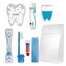 Promotional dental care products