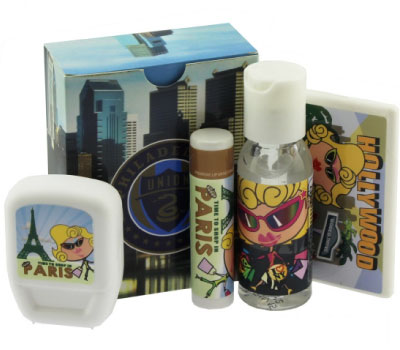 Personal care promo items